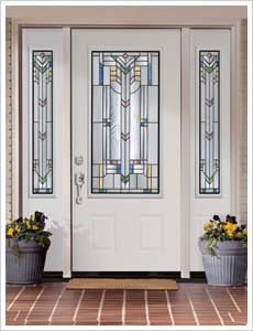 picture steel entry door - Exterior Steel Doors